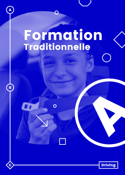 Dépliant - Formation traditionnelle
